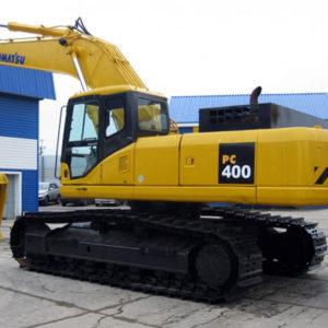 Komatsu PC-400